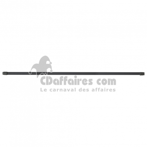 2 vitrages ovales extensible 11mm 40 < 60 cm metal+polystyrene vo11 Anthracite