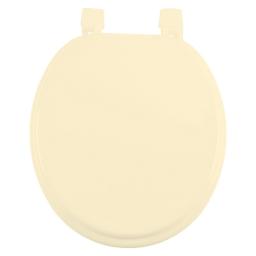 Abattant wc mdf charnieres plastique vitamine Naturel