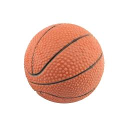 balle basket en caoutchouc pour animal 7cm