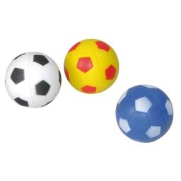 balles rebondissantes pour chat 4cm/3  en pu - couleurs assorties