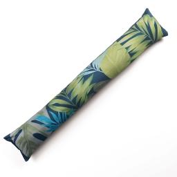 bas de porte 85 x 15 cm polyester imprime vegetation