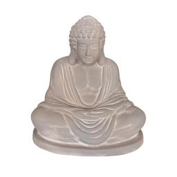 bouddha en terracotta h41cm