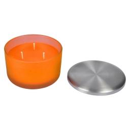 bougie verrine ø13*h8.5cm tropical parfum mandarine orientale