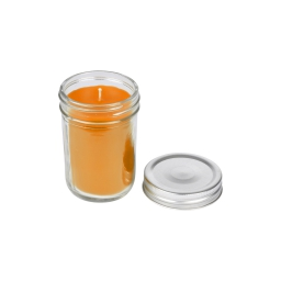 bougie verrine ø7*h10cm tropical parfum mandarine orientale