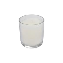 bougie verrine ø8*h9.5cm tropical parfum linge frais