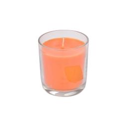 bougie verrine ø8*h9.5cm tropical parfum mandarine orientale