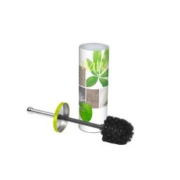 brosse wc metal imprimée vegetal