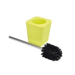 brosse wc plastique effet soft touch vitamine anis
