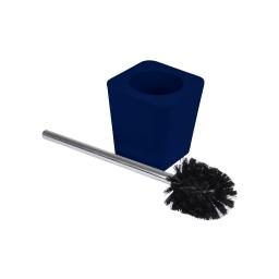 brosse wc plastique effet soft touch vitamine indigo