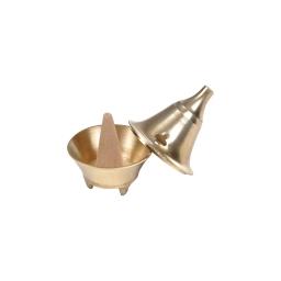 brule cone en cuivre
