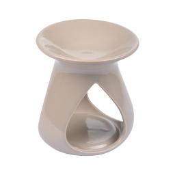 brule-parfum ceramique - design triptyque - taupe