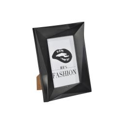 "cadre pp ""100% fashion"" 10*15cm origami blanc"
