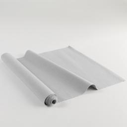 Chemin de table 40 x 140 cm coton uni epicurien Gris
