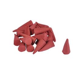 cones d'encens/20 patchouli hauteur 2.5 base 1.2cm