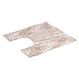 contour wc coton 50*50cm marbré taupe