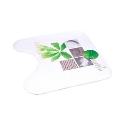 contour wc microfibre 45*45cm vegetal