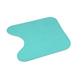contour wc microfibre 45*45cm vitamine vert menthe