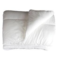 couette 1 personne 140 x 200 cm polyester uni confort