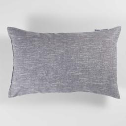 Coussin 30 x 50 cm polycoton imprime memphis Perle