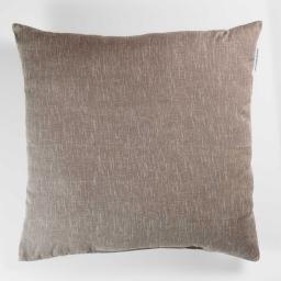 Coussin 60 x 60 cm polycoton imprime memphis Lin