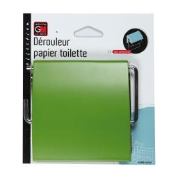 derouleur papier wc mdf vert mat