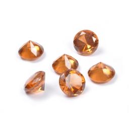 diamants acryliques decoratifs chocolat 100grs - ø2.8cm
