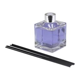 diffuseur de parfum carré - 170ml - parfum violettes impériales