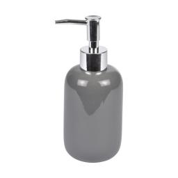 distributeur de savon ceramique vitamine anthracite
