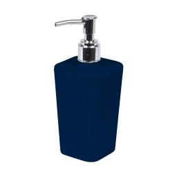 distributeur de savon plastique effet soft touch vitamine indigo