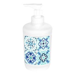 distributeur de savon plastique tiles