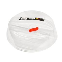 dome micro-onde plastique ø25cm transparent