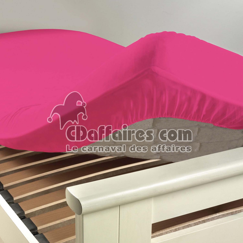 drap housse 2 personnes 160 x 200 cm uni 57 fils lina bois. Black Bedroom Furniture Sets. Home Design Ideas