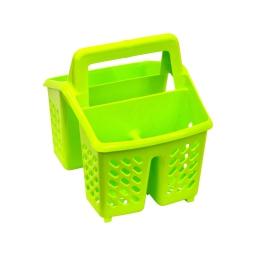 egouttoir couverts plastique vert