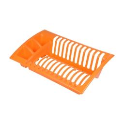 egouttoir vaisselle 43*27*h11cm - mangue
