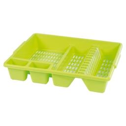 egouttoir vaisselle 47*39*h10cm - vert