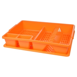 egouttoir vaisselle+plateau 47*39*h10.5cm - mangue