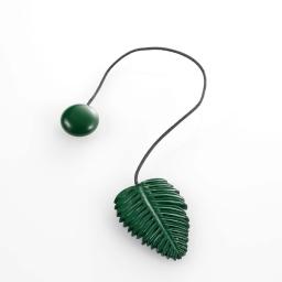 Embrase aimantee l 33 x 5 x 7 cm resine zafara Vert