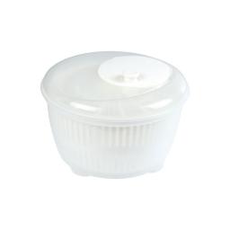 essoreuse a salade ø25*h16cm - blanc