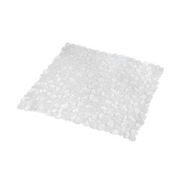 fond de douche galet pvc 52*52cm vitamine transparent