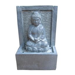 fontaine bouddha 15*9.5*h23.5cm