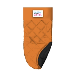 Gant 30 x 18 cm polycoton+silicone diner menu Orange
