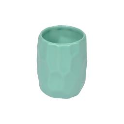 gobelet origami ceramique sweet home vert menthe finition mate