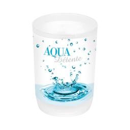 Gobelet plastique imprimé aqua Non Attribue