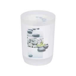gobelet plastique imprimé stone