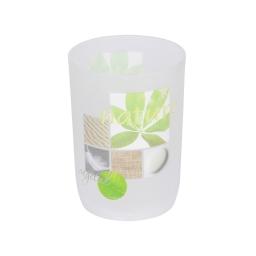 gobelet plastique imprimé vegetal