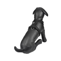 harnais reglable en pp de 35 a 50cm*largeur 15mm - noir