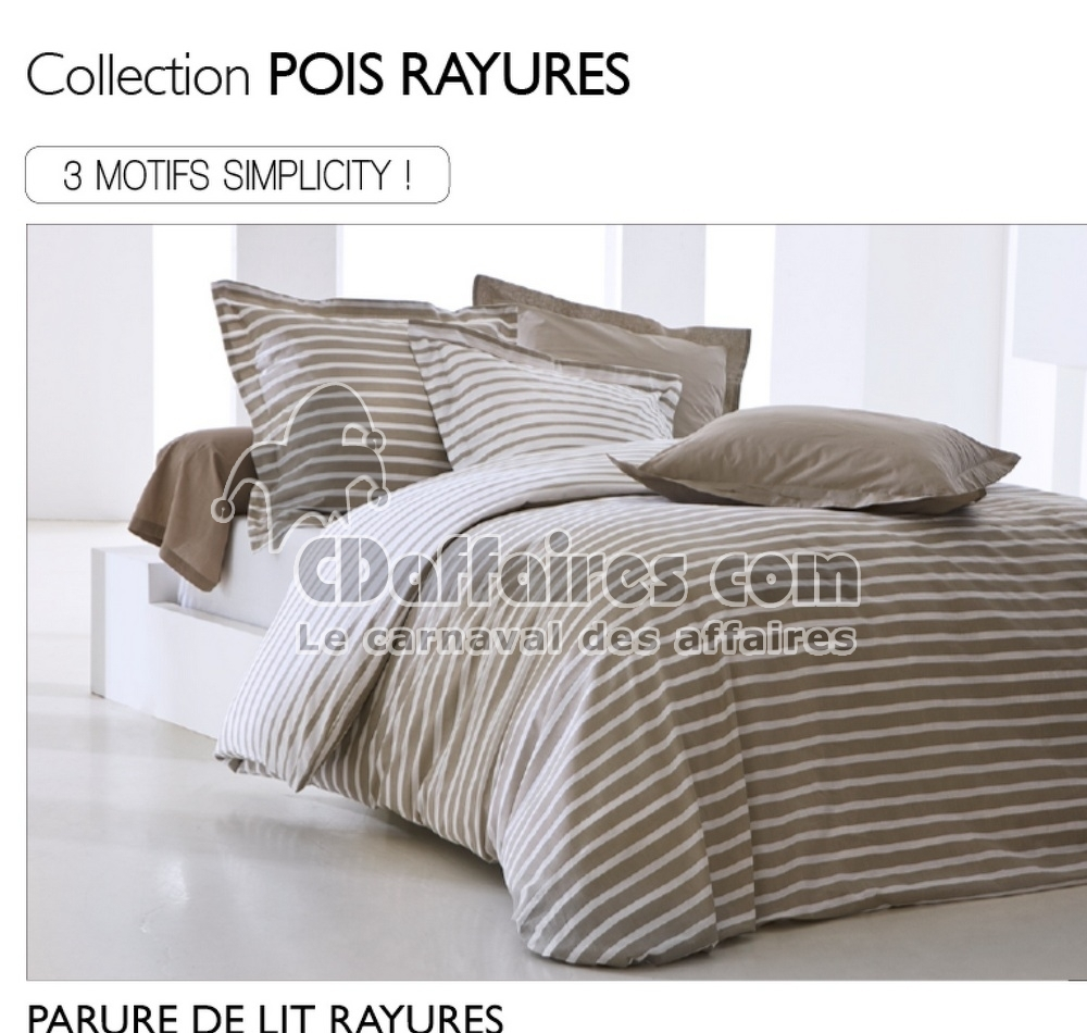 404 not found for Housse de couette beige
