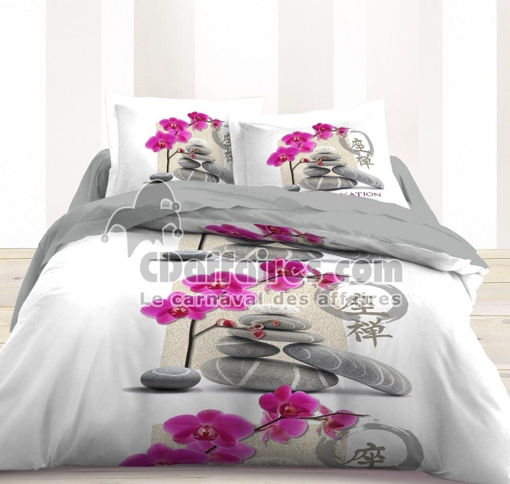 housse de couette asiatique trouvez le meilleur prix sur voir avant d 39 a. Black Bedroom Furniture Sets. Home Design Ideas
