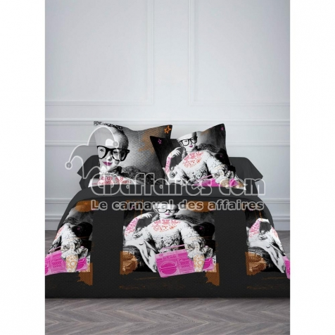 pin so british parure par bijoux d ore sur alittlemarket. Black Bedroom Furniture Sets. Home Design Ideas