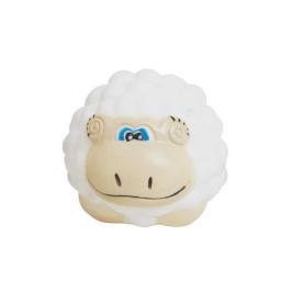 jouet pour chien mouton en vinyl h8*7.5*6cm
